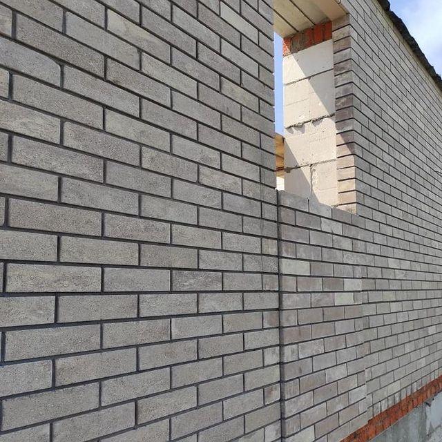 Фотография строительство дома Litos Fashion Brick